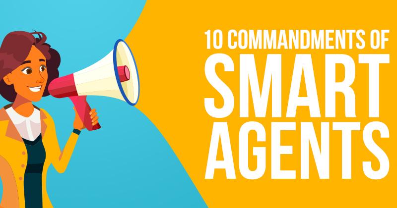 Ten Commandments of Smart Agents