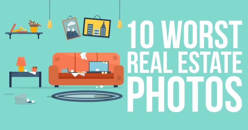 10 Worst Real Estate Photos