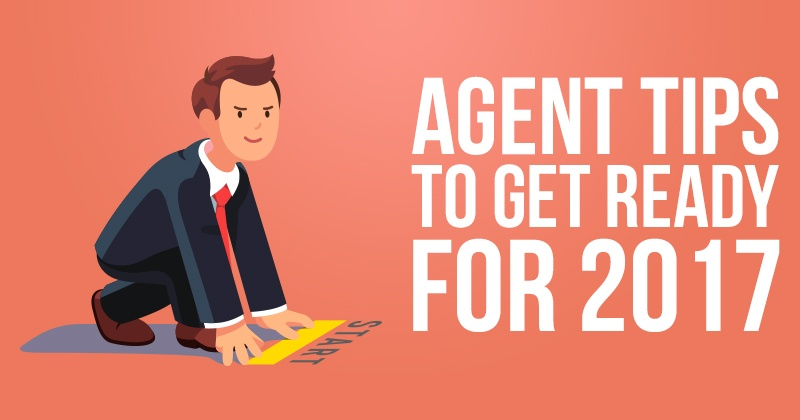 Agent Tips to Get Ready For 2017