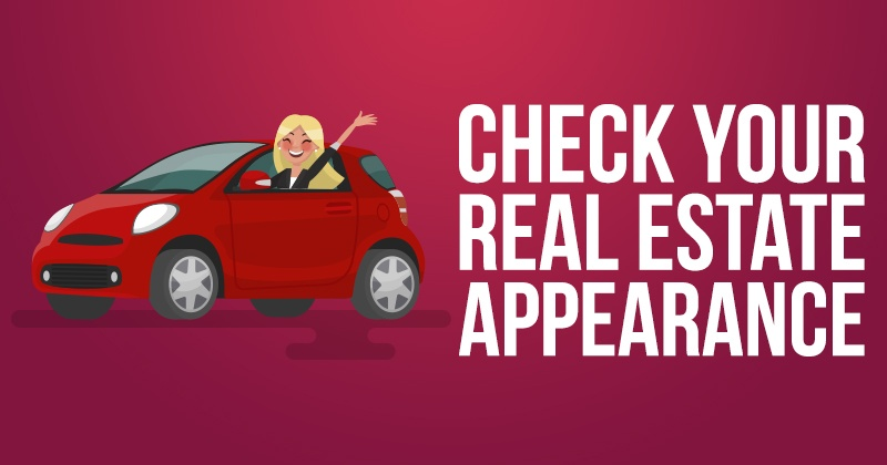 Check Your Real Estate Appearance