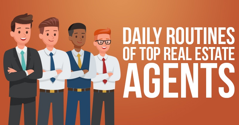 Daily Routines of Top Real Estate Agents