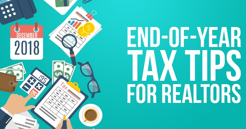 End-of-Year Tax Tips for Realtors