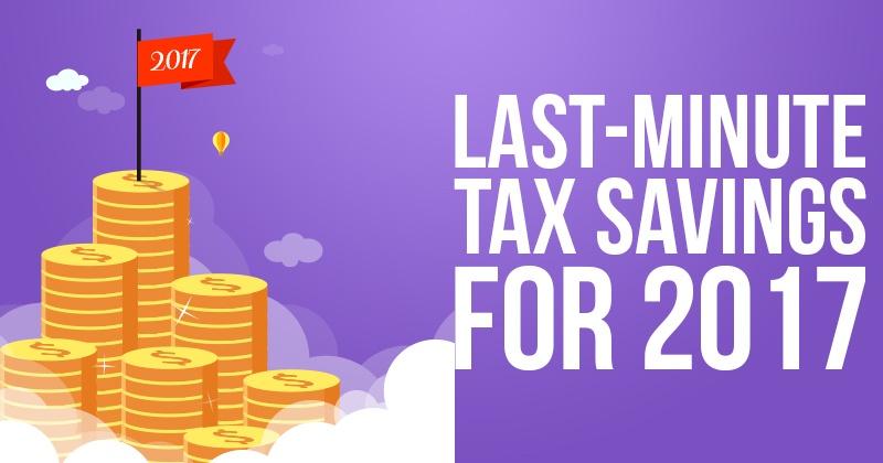 Last-Minute-Tax-Savings-For-2017