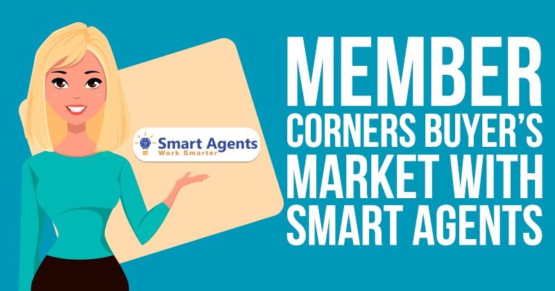Case Study: Member Corners Buyer's Market with Smart Agents