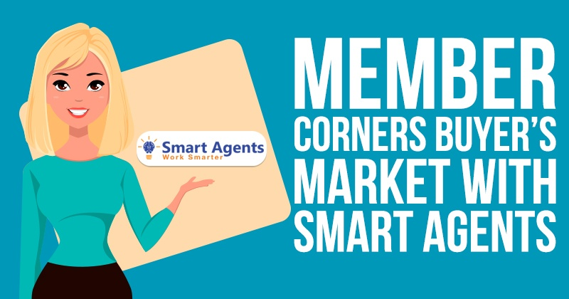 Case Study: Member Corners Buyer's Market with Smart Agents
