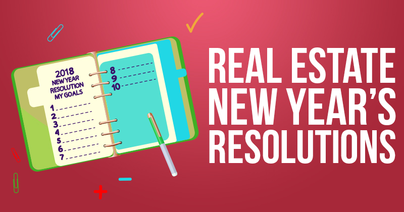 Real Estate New Year's Resolutions