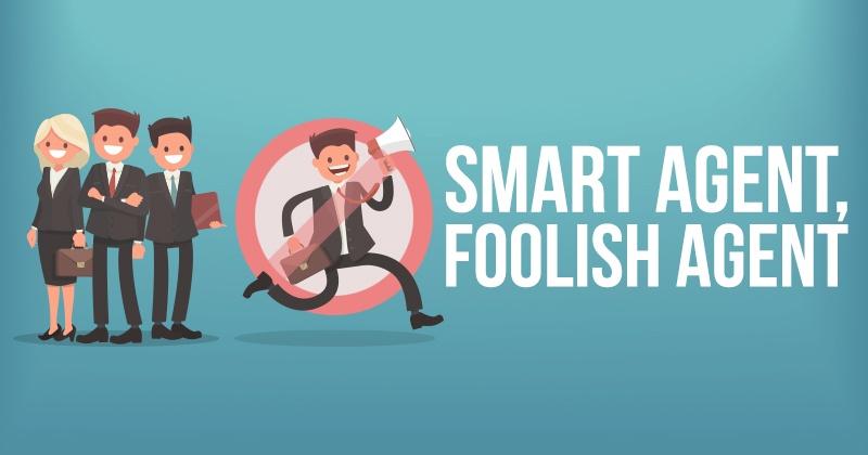 Smart_Agent_Foolish_Agent
