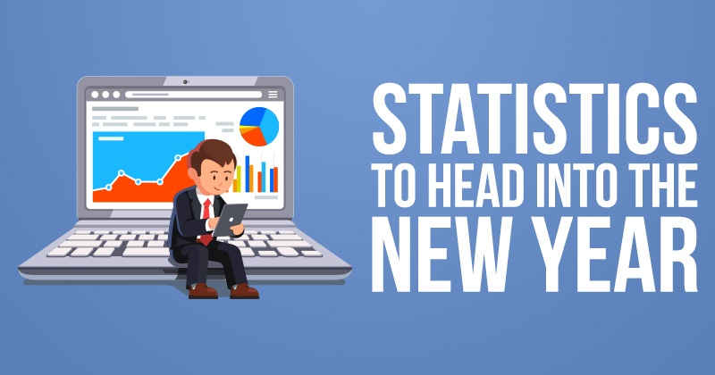 Statistics to Head into the New Year