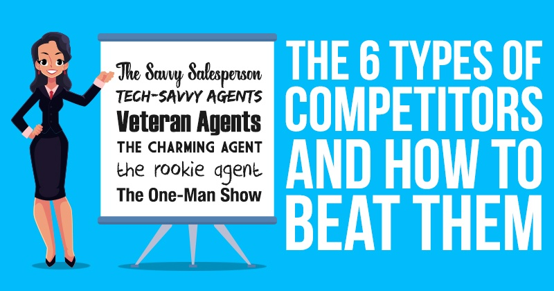The 6 Types of Competitors and How to Beat Them