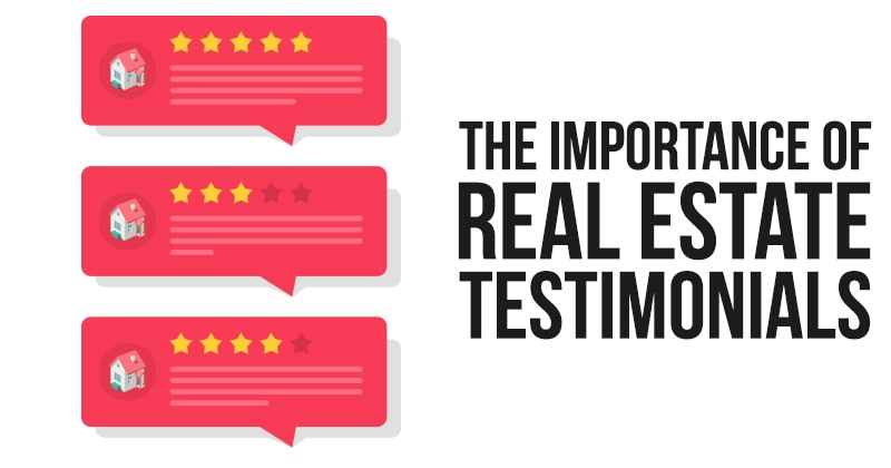 the importance of real estate testimonials