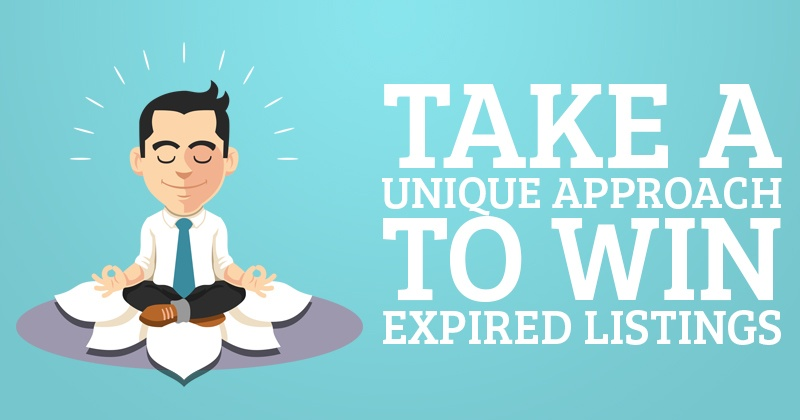 Take a Unique Approach to Win Expired Listings
