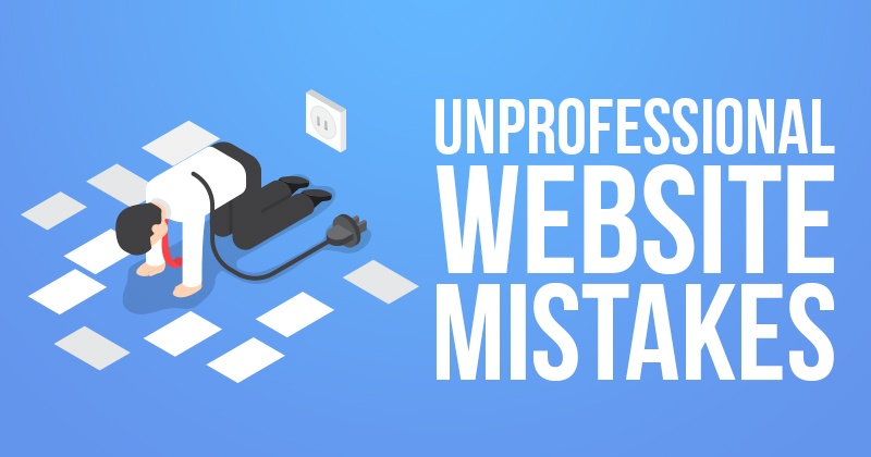 Unprofessional_Website_Mistakes