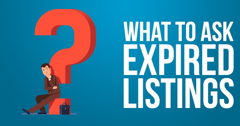 What to Ask Expired Listings