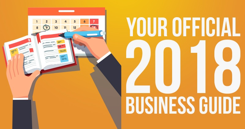 Your Official 2018 Business Guide