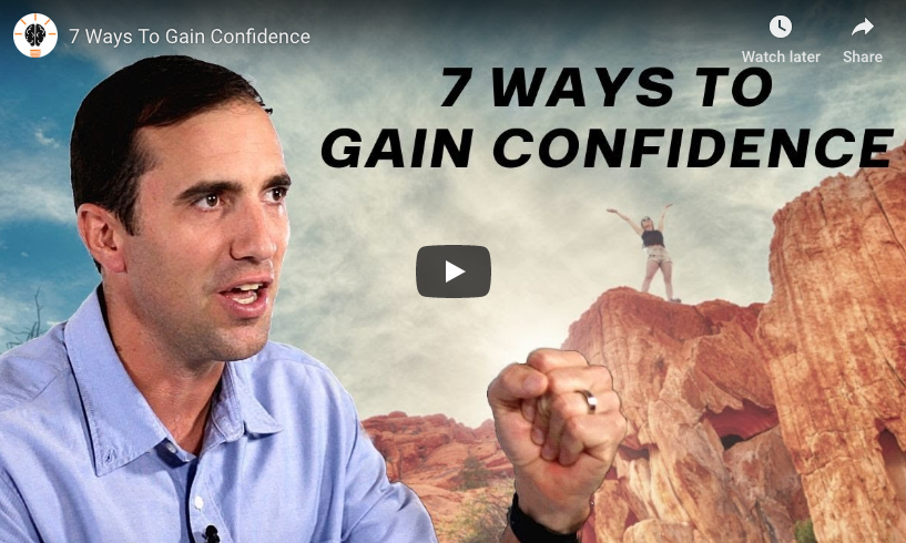 VIDEO: 7 Ways to Boost Confidence for Selling