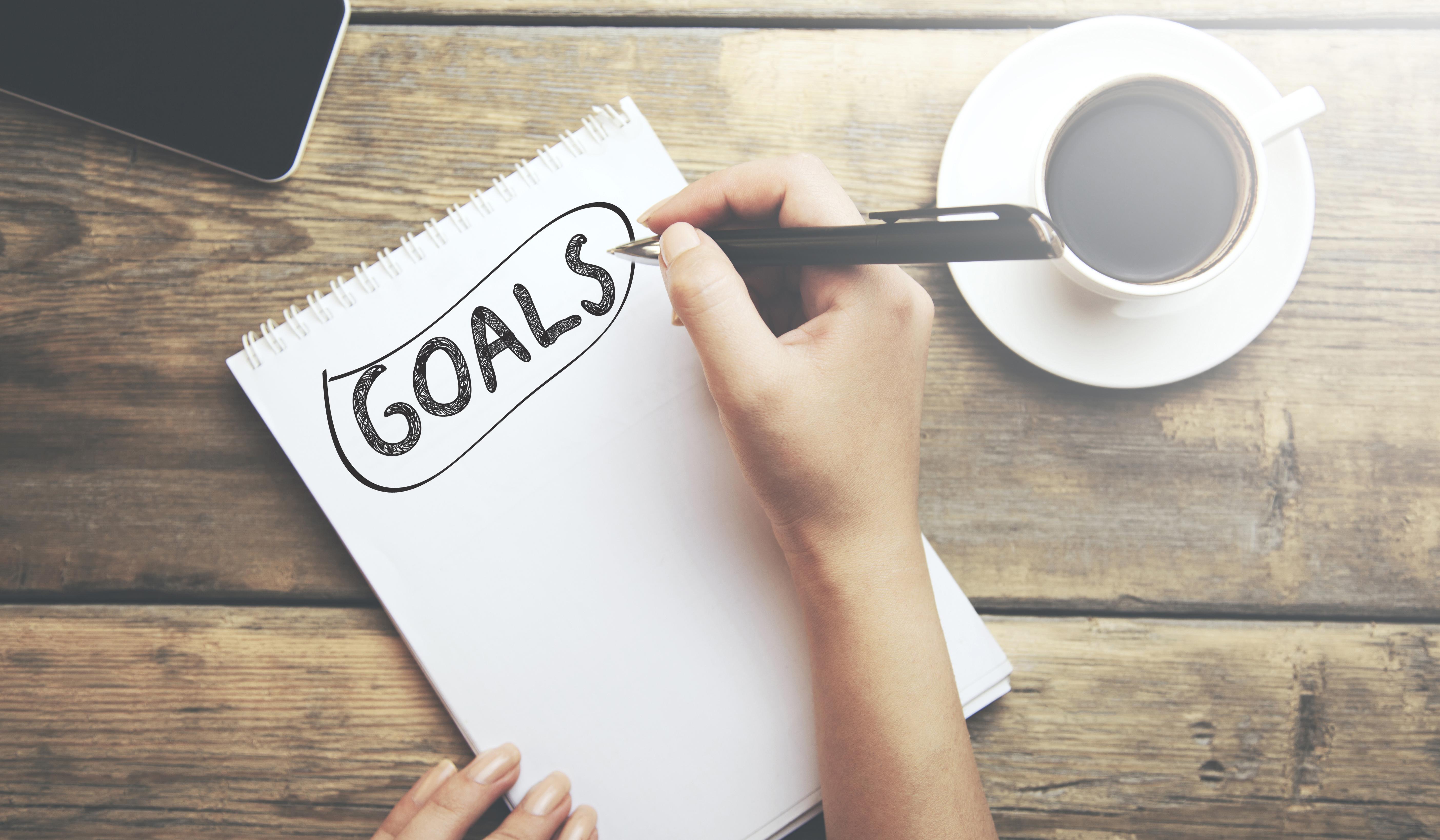 2020 Goal Planning - Establish and Break Down Your Goals